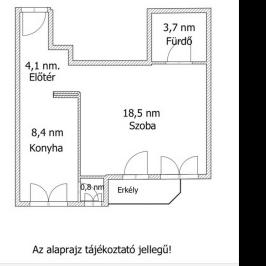 Eladó  téglalakás (Budapest, XIV. kerület) 25,9 M  Ft