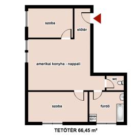 Eladó  téglalakás (Eger, Maklárihóstya) 24,9 M  Ft