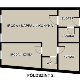 Eladó  téglalakás (Eger, Hatvanihóstya) 24,9 M  Ft