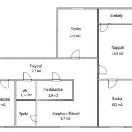 Eladó  panellakás (Paks, Lakótelep) 25,99 M  Ft