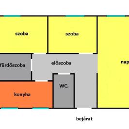 Eladó  téglalakás (Eger, Belváros) 26,4 M  Ft