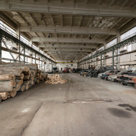 Kiadó  ipari ingatlan (Alsózsolca) 984  Ft/hó