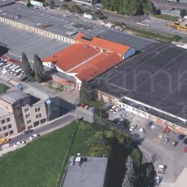 Kiadó  ipari ingatlan (Miskolc) 160  Ft/hó
