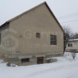 Eladó  családi ház (Berzék) 7 M  Ft
