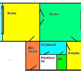 Eladó  panellakás (Budapest, III. kerület) 29,7 M  Ft