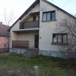 Eladó  családi ház (Egerszalók) 10 M  Ft