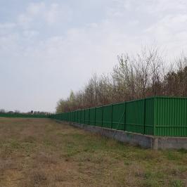 Eladó  telek (Táborfalva) 205 M  Ft