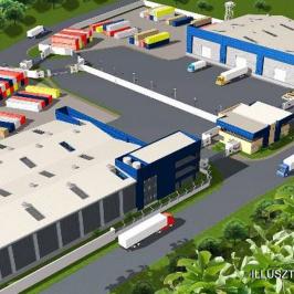 Eladó  ipari ingatlan (Eger, Lajosváros) 300 M  Ft +ÁFA