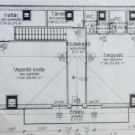 Eladó  ipari ingatlan (Táborfalva) 165 M  Ft