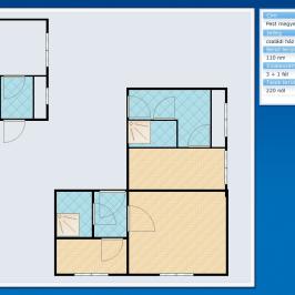 Eladó  családi ház (Vác, Kisvác) 39,5 M  Ft