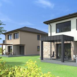 Eladó  családi ház (Fót, Fótliget lakópark) 115 M  Ft