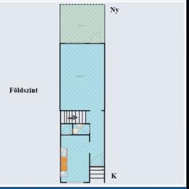 Eladó  sorház (Eger, Tihaméri városrész) 35 M  Ft