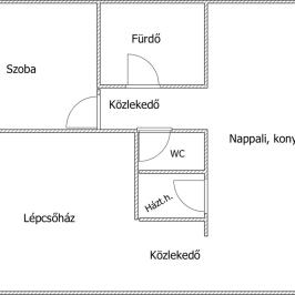 Eladó  téglalakás (Budaörs) 54,6 M  Ft