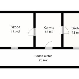 Eladó  tanya (Jászberény) 2,5 M  Ft