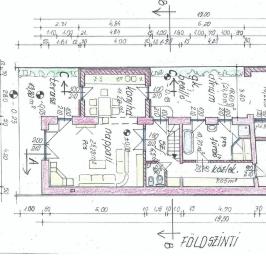 Eladó  családi ház (Vác, Belváros) 99 M  Ft