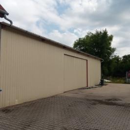 Kiadó  ipari ingatlan (Eger, Felnémet) 150 E  Ft/hó