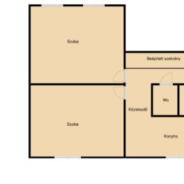 Eladó  panellakás (Nyíregyháza, Érkert) 15,9 M  Ft