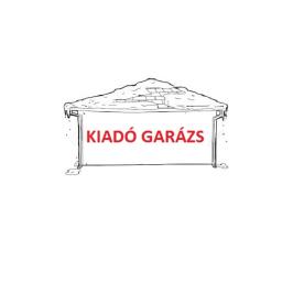 Kiadó  garázs (Nyíregyháza, Érkert) 25 E  Ft/hó