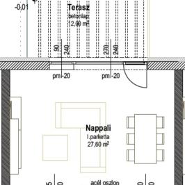 Eladó  sorház (Hegyeshalom) 29,69 M  Ft