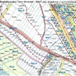 Eladó  telek (Szentendre, Püspökmajori lakótelep) 9,4 M  Ft
