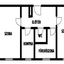 Eladó  téglalakás (Budapest, XI. kerület) 38,5 M  Ft