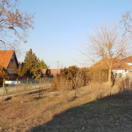 Eladó  telek (Dunaharaszti, Petőfitelep) 13,99 M  Ft