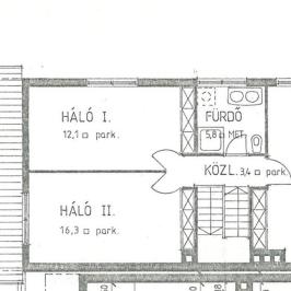 Eladó  téglalakás (Tatabánya) 16,99 M  Ft