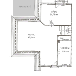 Eladó  ikerház (Vácduka) 47,9 M  Ft