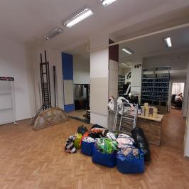 Eladó  üzlethelyiség utcai bejáratos (Budapest, V. kerület) 100 M  Ft