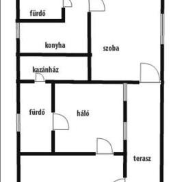 Eladó  családi ház (Nagykálló) 14,6 M  Ft