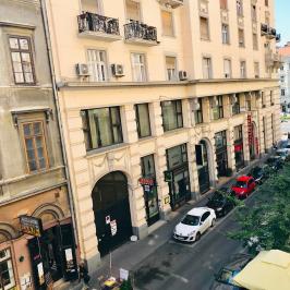Kiadó  téglalakás (Budapest, VII. kerület) 225,4 E  Ft/hó