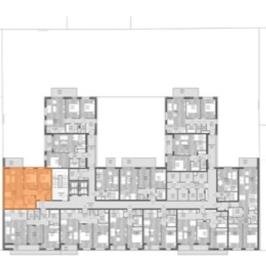Eladó  téglalakás (Budapest, XIII. kerület) 47,77 M  Ft
