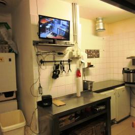 Eladó  melegkonyhás vendéglátóegység (Budapest, VII. kerület) 30 M  Ft