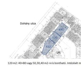 Eladó  téglalakás (Budapest, VII. kerület) 96 M  Ft