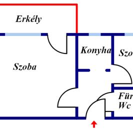 Eladó  panellakás (Budapest, XV. kerület) 23,9 M  Ft
