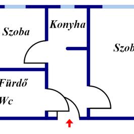 Eladó  panellakás (Budapest, XIII. kerület) 28,9 M  Ft