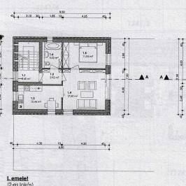 Eladó  téglalakás (Budaörs, Városháza környéke) 81 M  Ft