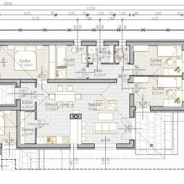 Eladó  ikerház (Kosd) 44 M  Ft