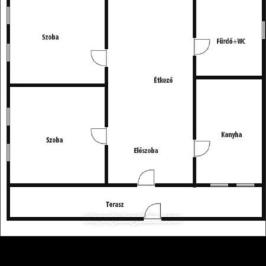 Eladó  családi ház (<span class='notranslate'>Nyíregyháza</span>, <span class='notranslate'>Borbánya</span>) 14.5 M   <span class='notranslate'>Ft</span>