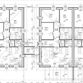 Eladó  sorház (Nagytarcsa) 43,9 M  Ft
