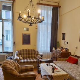 Eladó  téglalakás (Budapest, VII. kerület) 54,7 M  Ft