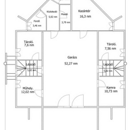 Eladó  ikerház (Veresegyház) 92,9 M  Ft