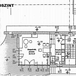 Eladó  családi ház (Budapest, II. kerület) 230 M  Ft