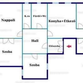 Eladó  családi ház (Taksony) 69,9 M  Ft