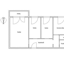 Eladó  panellakás (Nyíregyháza, Örökösföld) 19,5 M  Ft