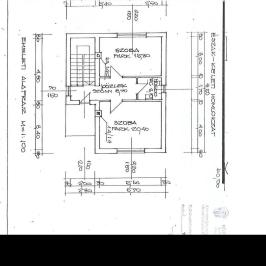 Eladó  családi ház (Mezőtúr, Központ közeli) 19,5 M  Ft