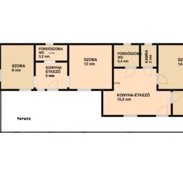 Eladó  családi ház (Szigethalom, Központ) 24,99 M  Ft