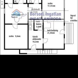 Eladó  családi ház (Tarcal) 6,49 M  Ft