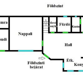 Eladó  családi ház (<span class='notranslate'>Kápolnásnyék</span>, <span class='notranslate'></span>) 83 M   <span class='notranslate'>Ft</span>