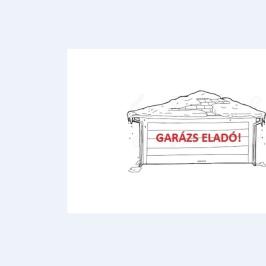 Eladó  garázs (Nyíregyháza, Érkert) 3,1 M  Ft